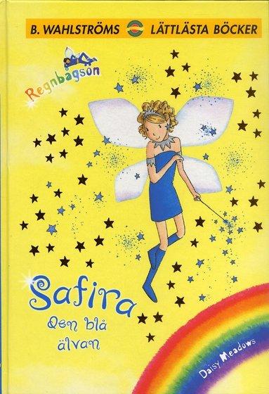 bokomslag Safira den blå älvan