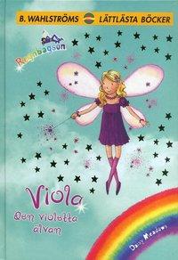 bokomslag Viola den violetta älvan