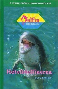 bokomslag Hotelldelfinerna