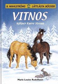 bokomslag Vitnos hjälper Kurre Stropp