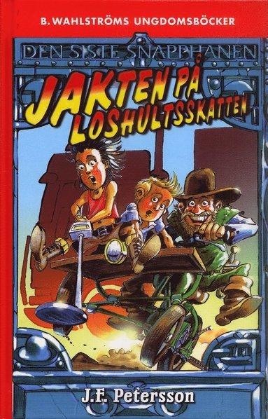 bokomslag Jakten på Loshultsskatten