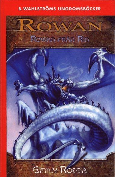 bokomslag Rowan från Rin