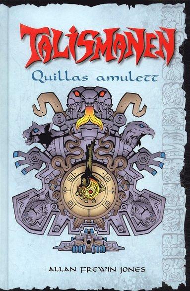 bokomslag Quillas amulett