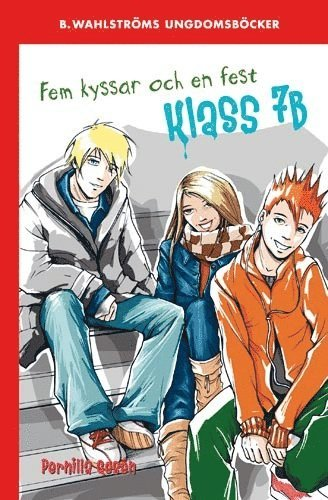 bokomslag Fem kyssar och en fest
