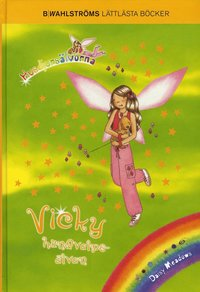 bokomslag Vicky hundvalpsälvan