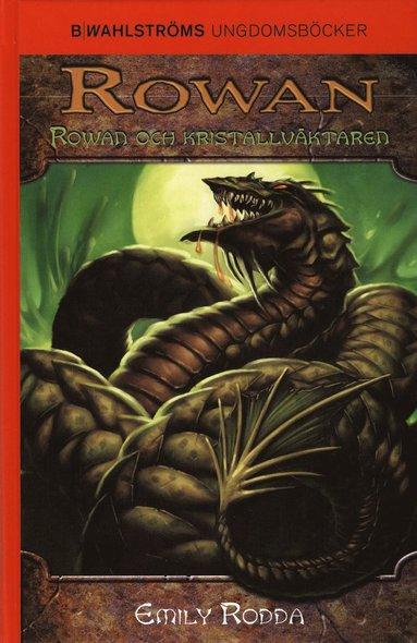 bokomslag Rowan och kristallväktaren