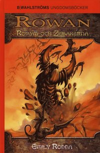 bokomslag Rowan och Zebakerna