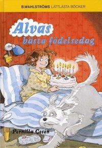 bokomslag Alvas bästa födelsedag