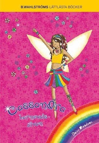 bokomslag Cassandra karnevalälvan
