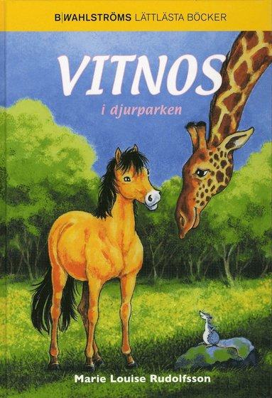 bokomslag Vitnos i djurparken