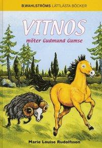 bokomslag Vitnos möter Gudmund Gumse