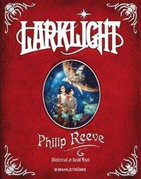 bokomslag Larklight eller De vita spindlarnas hämnd eller Till Saturnus och tillbaka