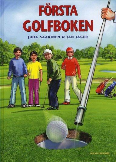 bokomslag Första golfboken