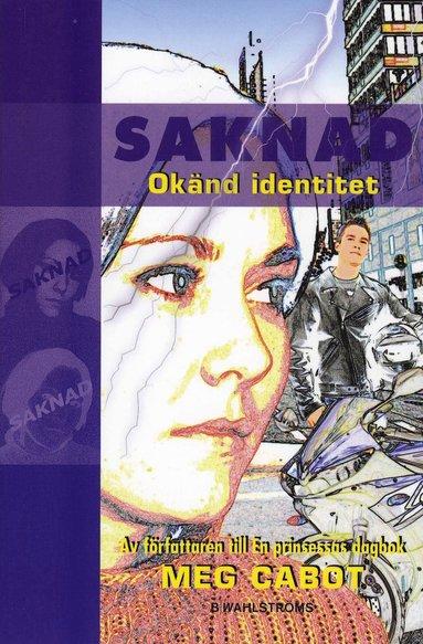 bokomslag Okänd identitet
