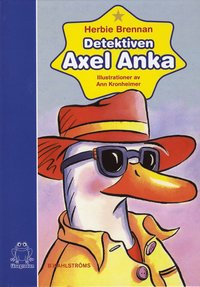 bokomslag Detektiven Axel Anka