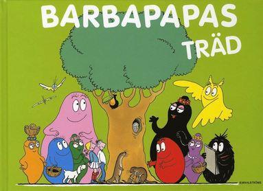 bokomslag Barbapapas träd