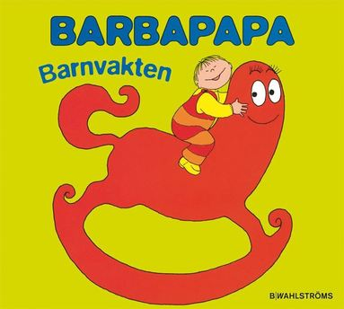 bokomslag Barbapapa. Barnvakten