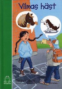 bokomslag Vilmas häst