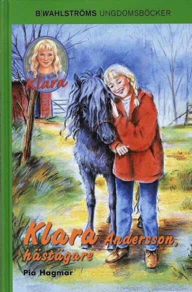 bokomslag Klara Andersson, hästägare