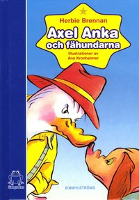 bokomslag Axel Anka och fähundarna