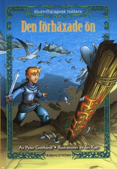 bokomslag Den förhäxade ön