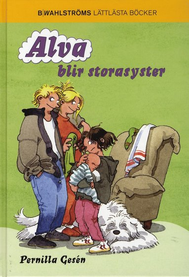 bokomslag Alva blir storasyster