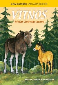 bokomslag Vitnos hittar Agatons krona