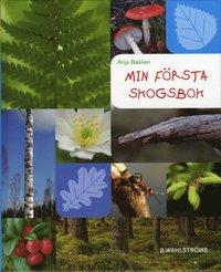 bokomslag Min första skogsbok
