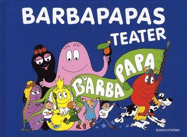 bokomslag Barbapapas teater