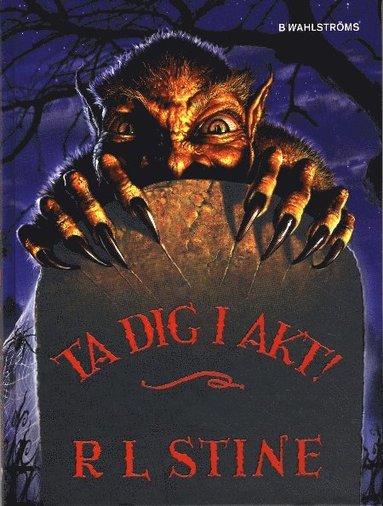 bokomslag Ta dig i akt!: skräckhistorier