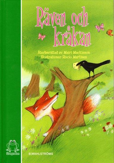 bokomslag Räven och kråkan