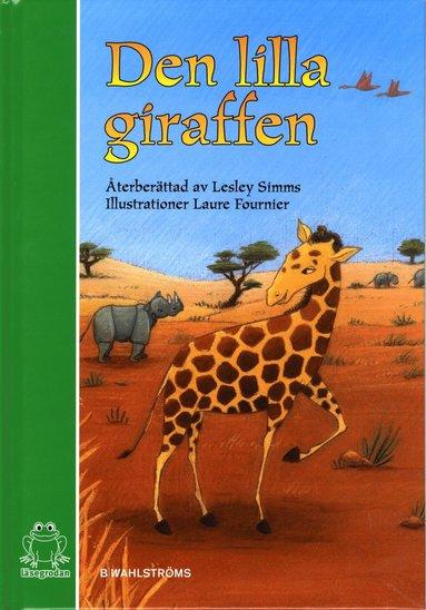 bokomslag Den lilla giraffen