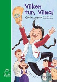bokomslag Vilken tur, Vilma
