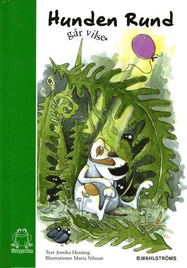 bokomslag Hunden Rund går vilse