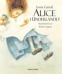 bokomslag Alice i underlandet