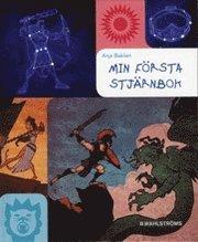 bokomslag Min första stjärnbok