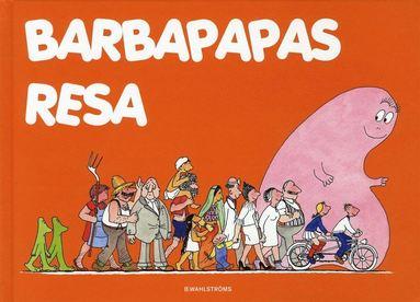 bokomslag Barbapapas resa