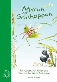 bokomslag Myran och gräshoppan