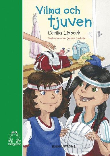 bokomslag Vilma och tjuven