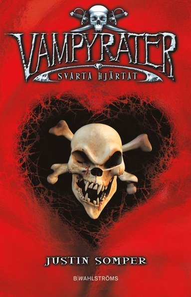 bokomslag Vampyrater : svarta hjärtat