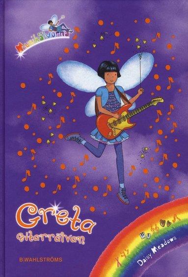 bokomslag Greta gitarrälvan