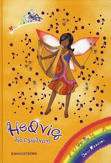 bokomslag Hedvig harpälvan