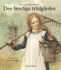 bokomslag Den hemliga trädgården