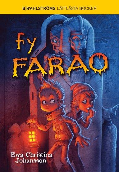 bokomslag Fy Farao