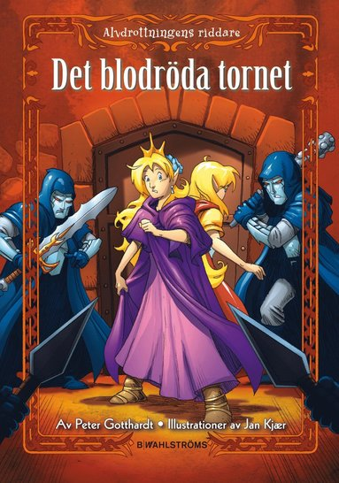 bokomslag Det blodröda tornet
