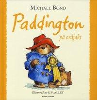 bokomslag Paddington på ordjakt