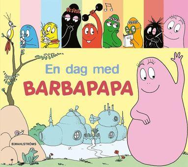 bokomslag En dag med Barbapapa