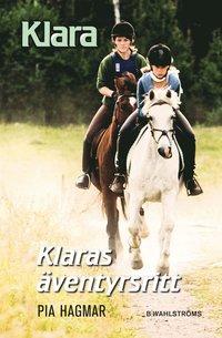 bokomslag Klaras äventyrsritt