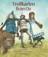 bokomslag Trollkarlen från Oz