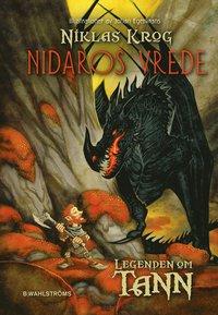 bokomslag Nidaros vrede